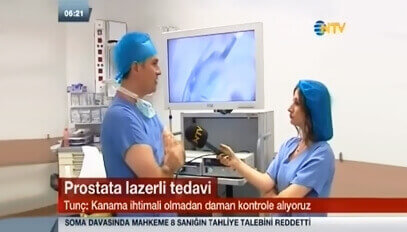 Prostate Diseases & HoLEP Surgery, Laser in Prostate Surgery